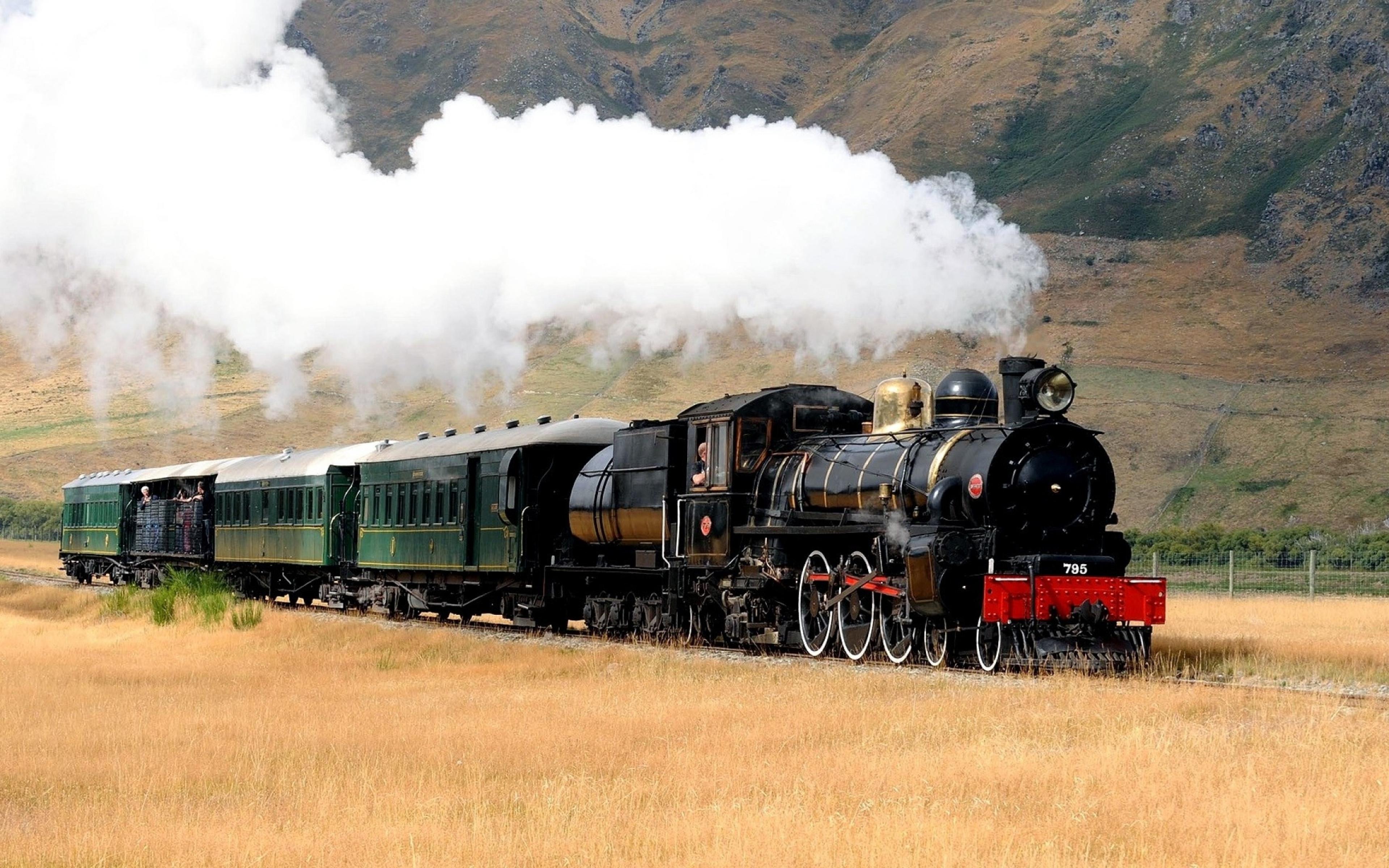 locomotive widescreen wallpaper 49208