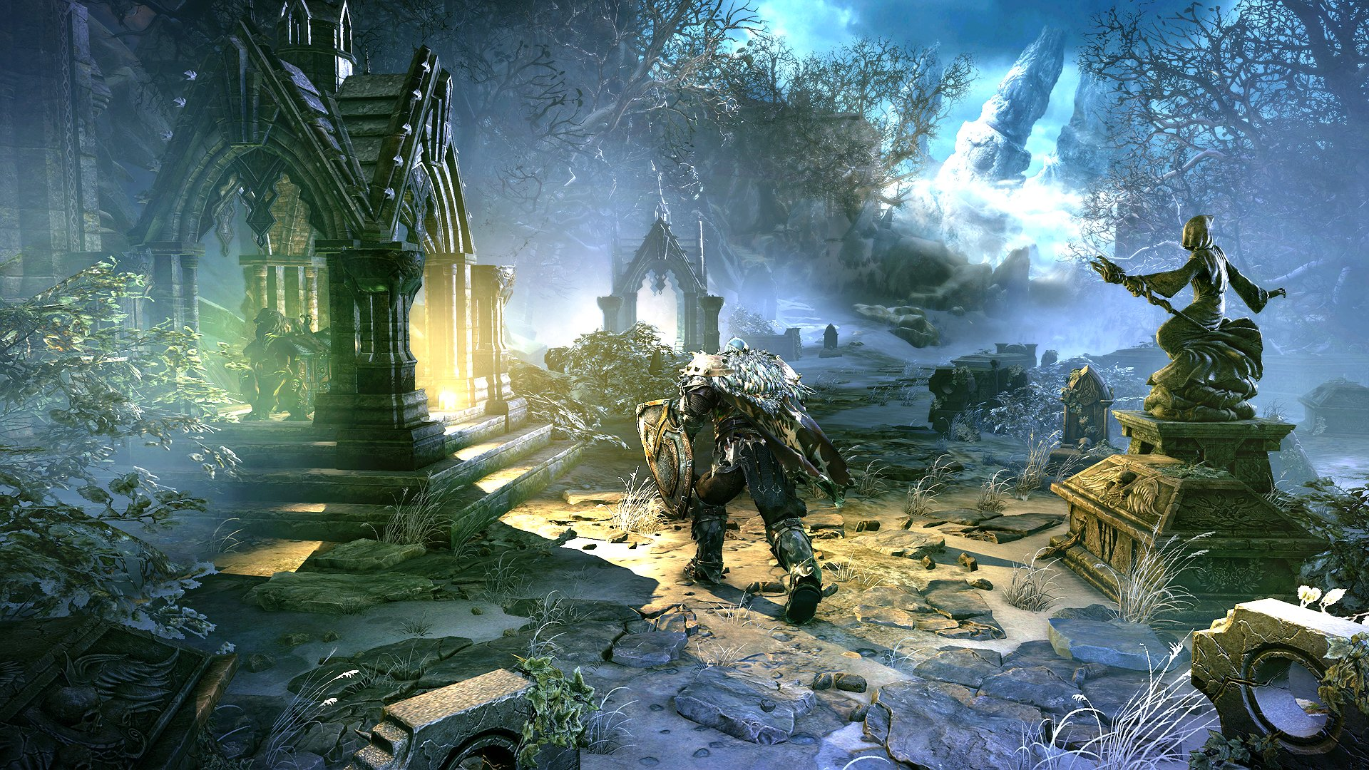 Lords Of The Fallen Video Game Wallpaper 53061 1920x1080px
