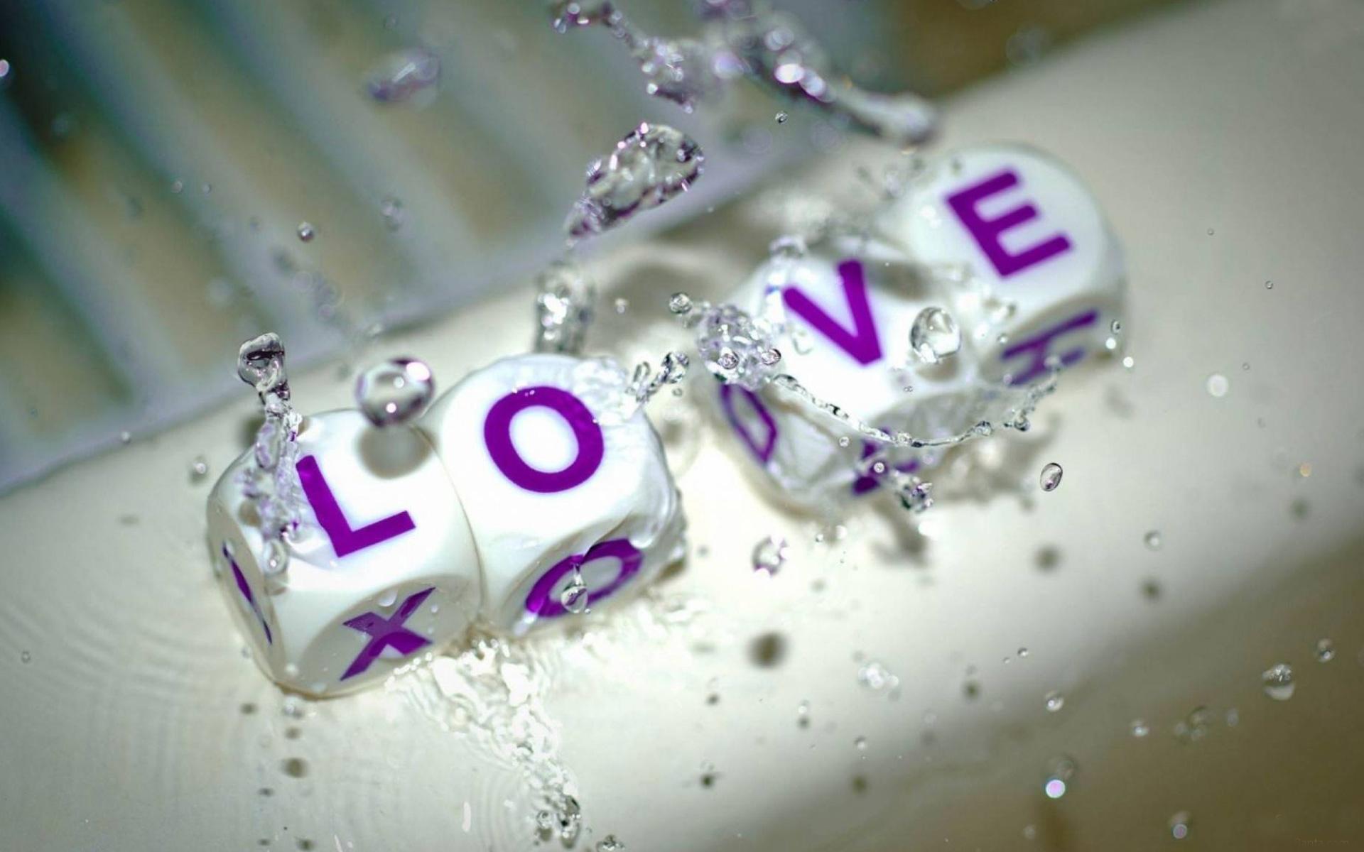 love dice wallpaper 50419