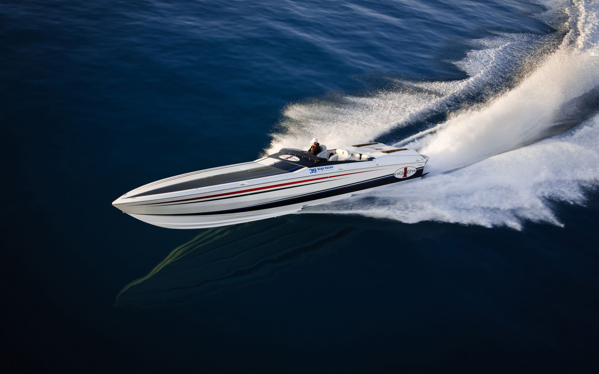 speed boat desktop wallpaper 50998