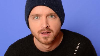 Aaron Paul Beanie Wallpaper 56233