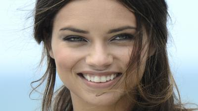 Adriana Lima Face Widescreen Wallpaper 51767