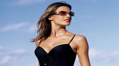 Alessandra Ambrosio Glasses Computer Wallpaper 51793