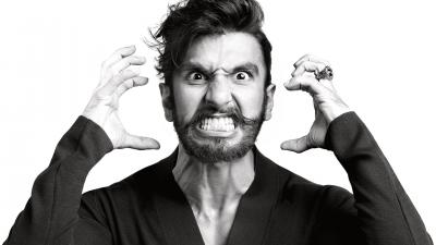Angry Ranveer Singh Wallpaper 54647