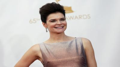 Betsy Brandt Smile Widescreen Wallpaper 56258