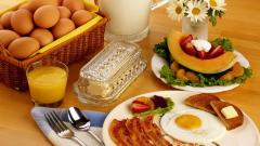 Breakfast Food Desktop Wallpaper 49924