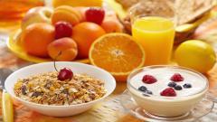 Breakfast Widescreen Wallpaper 49923