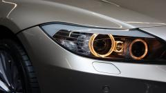 Car Headlights Wide Wallpaper 50170