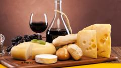 Cheese and Wine Wallpaper 51363