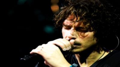 Chris Cornell Performing Wallpaper Pictures 55647