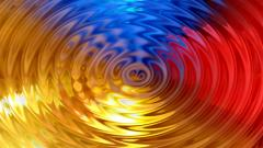 Colorful Ripples Wallpaper 51335