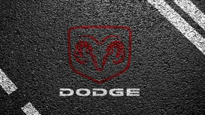 Dodge Logo Desktop Wallpaper 58990