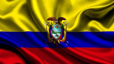 Ecuador Flag Desktop Wallpaper 51603