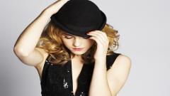 Emma Watson Hat Wallpaper 50396