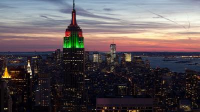 Empire State Building Widescreen Wallpaper 51587