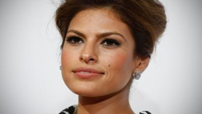 Eva Mendes Face Wallpaper 53012