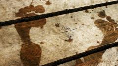 Footprints Desktop Wallpaper 50182