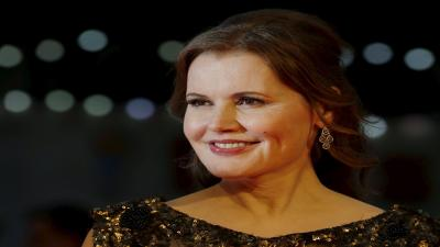 Geena Davis Smile Wallpaper 57900