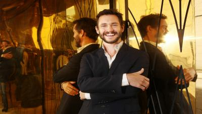 Hugh Dancy Smile Widescreen Wallpaper 56266
