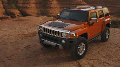 Hummer H3 Desktop Wallpaper 51960