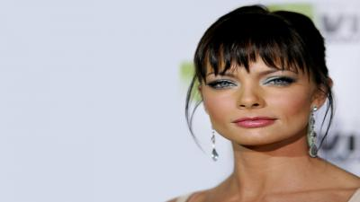 Jaime Pressly Makeup Wallpaper 54655