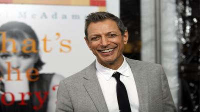 Jeff Goldblum Smile Widescreen Wallpaper 57898