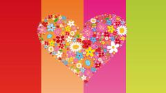 Love Heart Desktop Wallpaper 50427