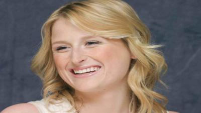 Mamie Gummer Smile Wallpaper 55840