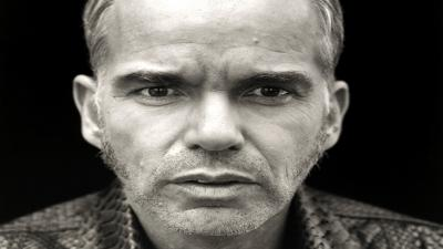 Monochrome Billy Bob Thornton Face Wallpaper 56215
