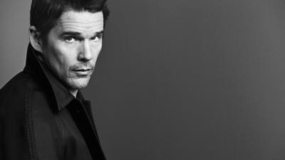 Monochrome Ethan Hawke Wallpaper Background 55932