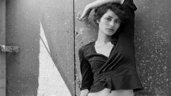 Monochrome Shannyn Sossamon Wallpaper 50663