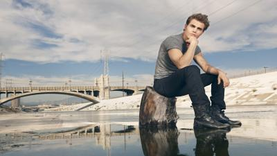 Paul Wesley Desktop HD Wallpaper 51780