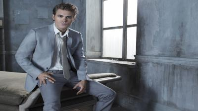 Paul Wesley Wallpaper Background 51781