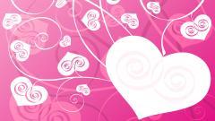 Pink Love Desktop Wallpaper 50429