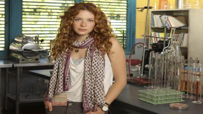 Rachelle Lefevre Actress Wallpaper Background 55887