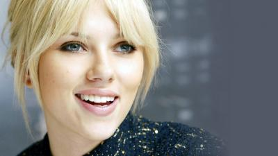 Scarlett Johansson Face Wallpaper 51582
