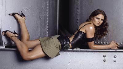 Sexy Jennifer Morrison Wallpaper 55623
