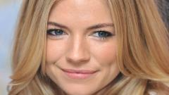 Sienna Miller Face Wallpaper Background 51006