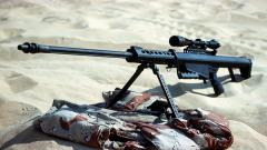 Sniper Rifle Wallpaper 49435