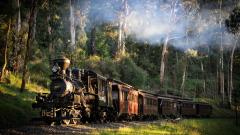 Steam Locomotive Desktop Wallpaper 49202