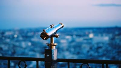 Telescope Widescreen Wallpaper 51776