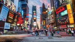 Times Square Widescreen Wallpaper 51018