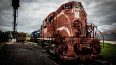Train Photography Wallpaper 49198