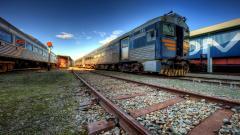 Train Photography Widescreen Wallpaper 49200