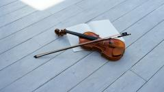 Violin Desktop Wallpaper HD 49004