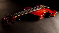 Violin Wallpaper Background 49003