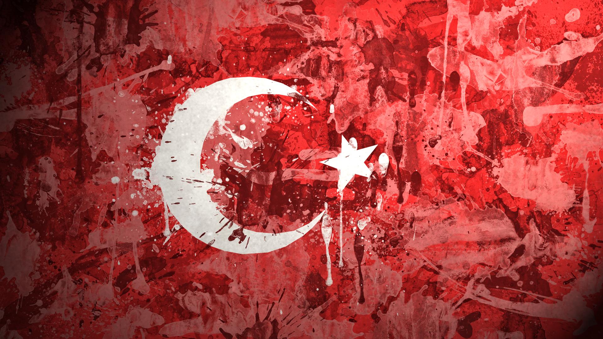 Turkey Flag Desktop Wallpaper 50693