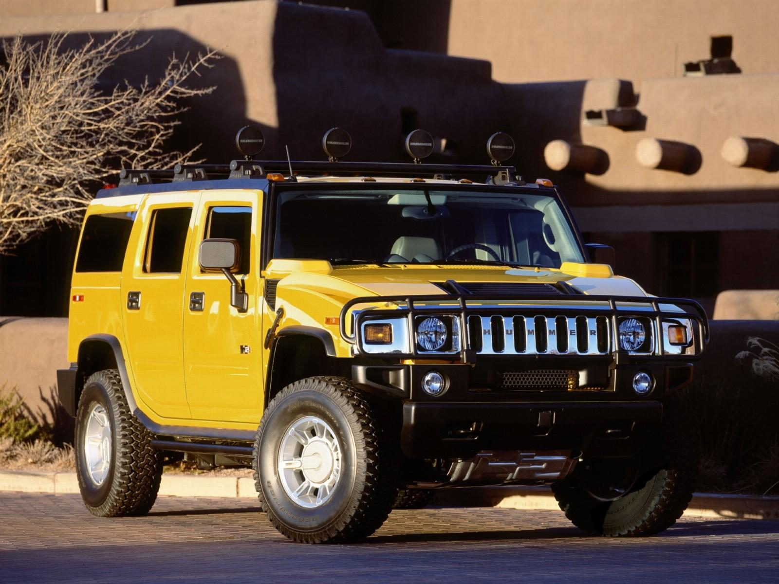 yellow hummer wallpaper pictures 51965