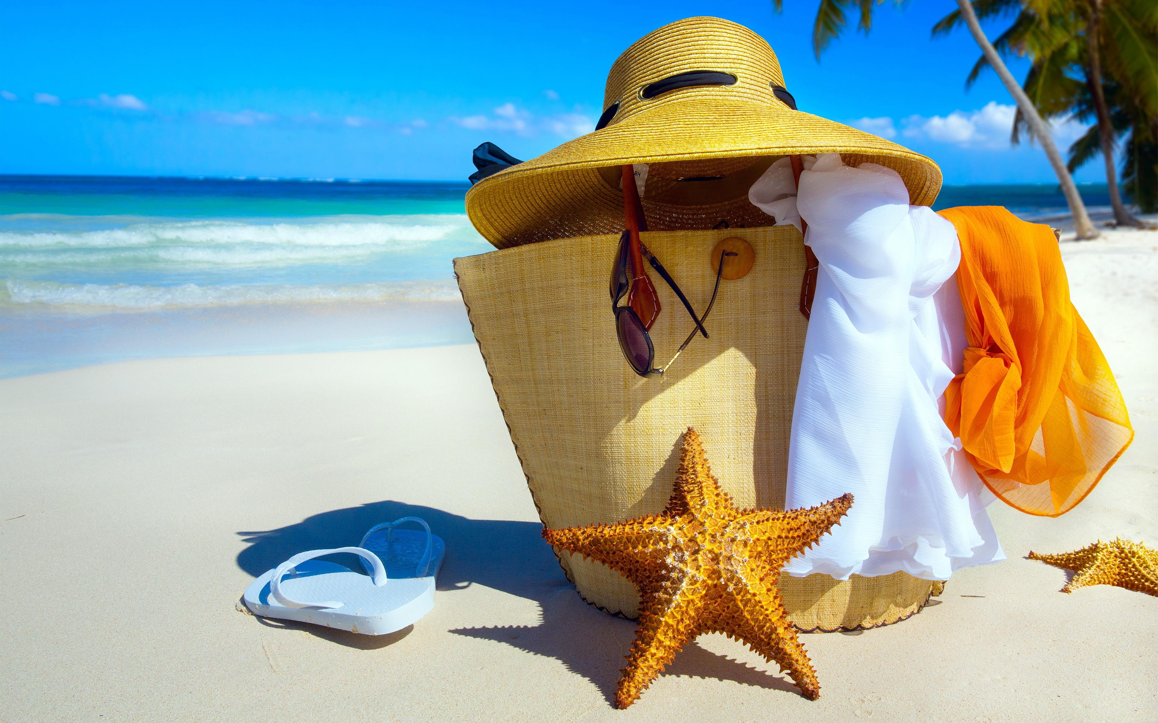 beach vacation widescreen wallpaper 50437