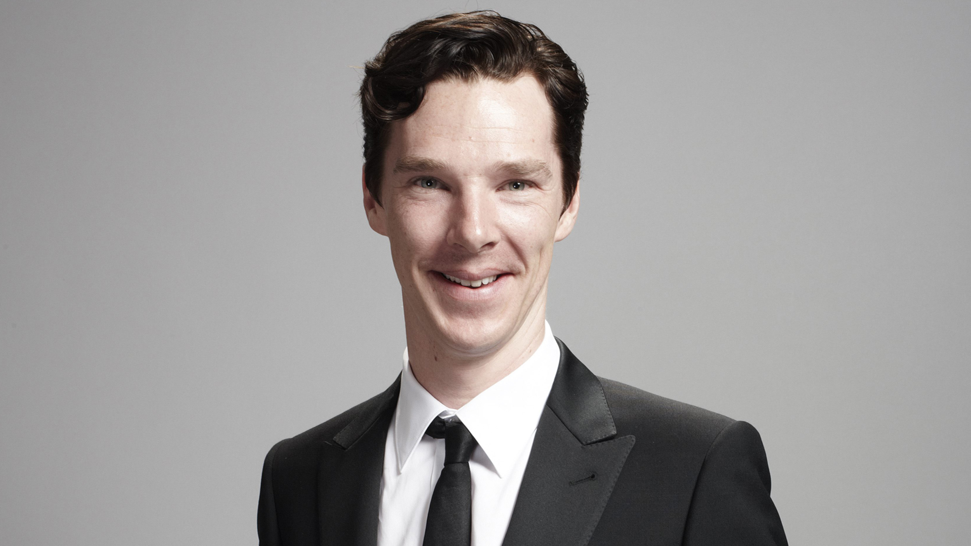 Benedict Cumberbatch Smile Wallpaper 56405 1920x1080 px ...